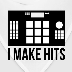I make Hits T-Shirts - Bandana