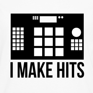 I make Hits T-Shirts - Men's Premium Long Sleeve T-Shirt