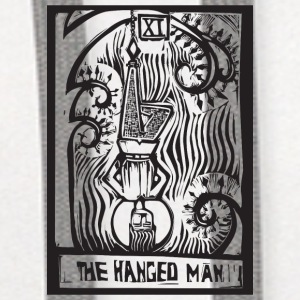 Tarot Cards - The Hanged Man Accessories - Contrast Hoodie
