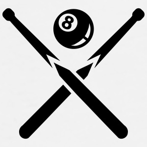 Pool billards Accessories - Men's Premium T-Shirt