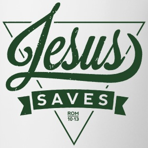 Jesus Saves - Coffee/Tea Mug