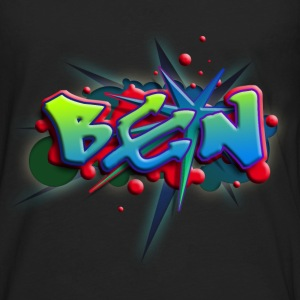 ben_b_012014 Kids' Shirts - Men's Premium Long Sleeve T-Shirt