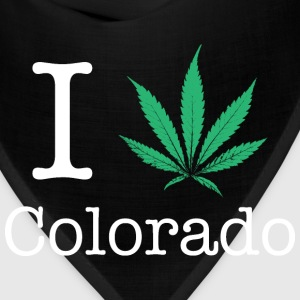 I Love Colorado T-Shirts - Bandana