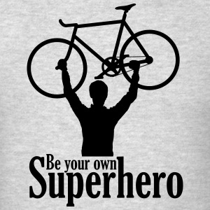 Be your own superhero - Men's T-Shirt