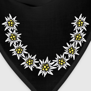 Edelweiss necklace Bavaria Bayern Alps Alpine flow - Bandana