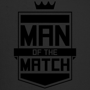 Man of the Match Kids' Shirts - Trucker Cap