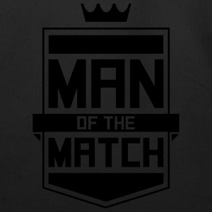 Man of the Match Kids' Shirts - Eco-Friendly Cotton Tote