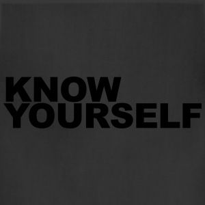 Know yourself Women's T-Shirts - Adjustable Apron