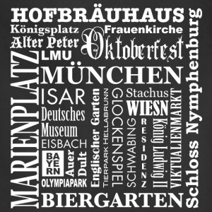 Bayern Bavaria Muenchen Munich Terms Germany City  - Adjustable Apron