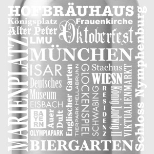 Bayern Bavaria Muenchen Munich Terms Germany City  - Water Bottle