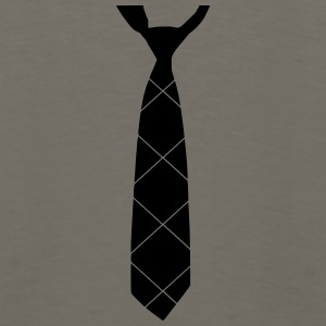 Necktie Baby & Toddler Shirts - Men's Premium Long Sleeve T-Shirt