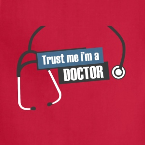 Trust me i'm a doctor - Adjustable Apron