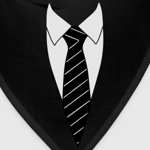 Suit / Necktie Baby & Toddler Shirts - Bandana