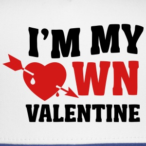 I'm my own valentin T-Shirts - Trucker Cap