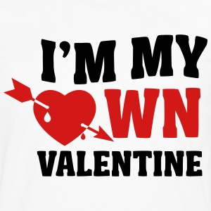 I'm my own valentin T-Shirts - Men's Premium Long Sleeve T-Shirt