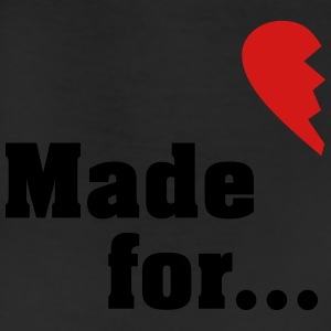 Made for each other - partner shirt T-Shirts - Leggings