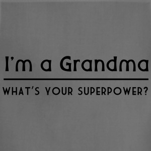 I'm a grandma. What's your superpower Women's T-Shirts - Adjustable Apron