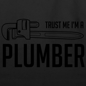 Trust Me, I'm a Plumber T-Shirts - Eco-Friendly Cotton Tote