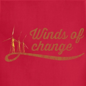 Winds of change women's t-shirt - Adjustable Apron
