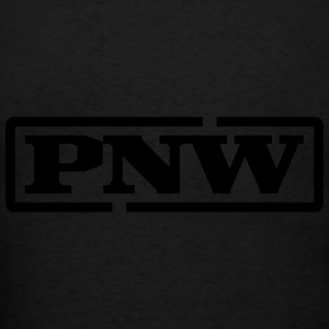 PNW - Pacific Northwest Bags & backpacks - Men's T-Shirt