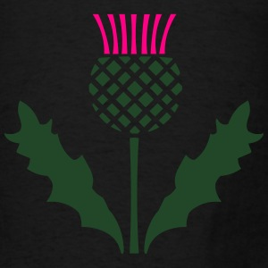 Scottish Thistle Bags & backpacks - Men's T-Shirt