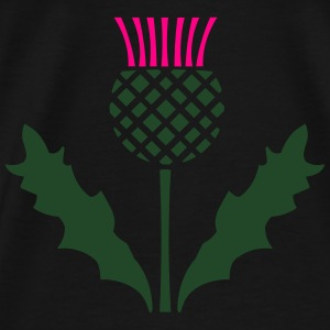 Scottish Thistle Bags & backpacks - Men's Premium T-Shirt