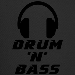 Drum 'n' Bass Music T-Shirts - Trucker Cap
