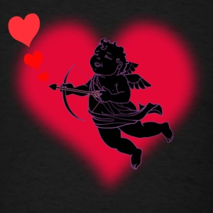Valentine's Bandana Cupid Valentine's Accessories - Men's T-Shirt