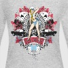 Pin Up Girl - Car Show No.01 Long Sleeve Shirts - Women's Long Sleeve Jersey T-Shirt