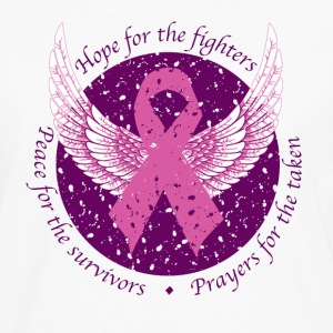 Hope For Fighters Women's T-Shirts - Men's Premium Long Sleeve T-Shirt