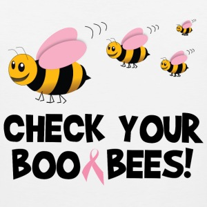 Check Your Boo Bees Women's T-Shirts - Men's Premium Tank