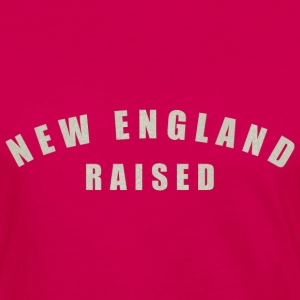 New England Raised  Hoodies - Women's Premium Long Sleeve T-Shirt