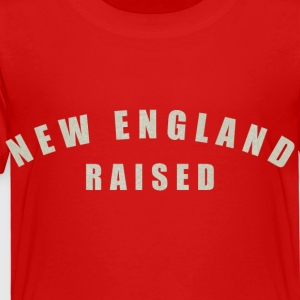 New England Raised  Kids' Shirts - Toddler Premium T-Shirt