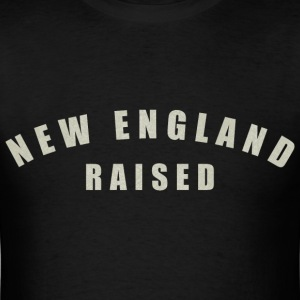 New England Raised  Hoodies - Men's T-Shirt
