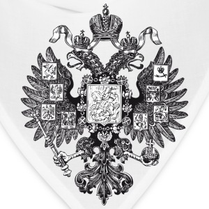 Gerb Rossii Old Coat of Arms of Russia Eagle Shirt - Bandana