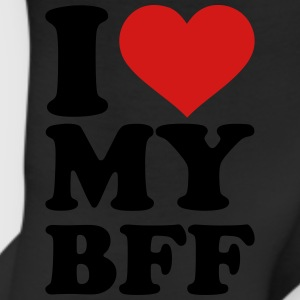 I love my best Friend forever bff Kids' Shirts - Leggings
