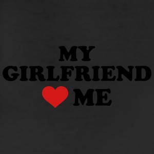 My girlfriend loves me T-Shirts - Leggings