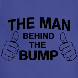 The Man Behind the Bump T-Shirts - Adjustable Apron
