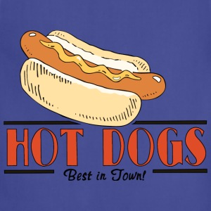 HotDog.png T-Shirts - Adjustable Apron