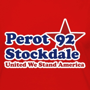 Retro Perot Political - Women's Premium Long Sleeve T-Shirt