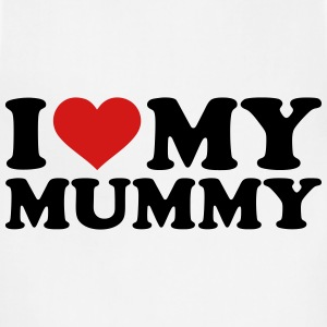 I love my Mummy Women's T-Shirts - Adjustable Apron