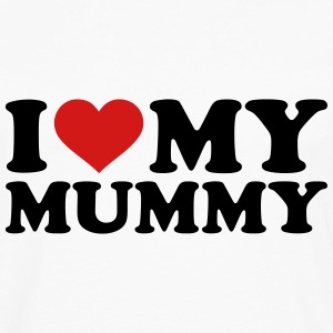 I love my Mummy Women's T-Shirts - Men's Premium Long Sleeve T-Shirt