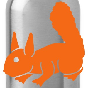Cute Squirrel T-Shirts - Water Bottle