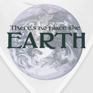 No Place like Earth - Bandana
