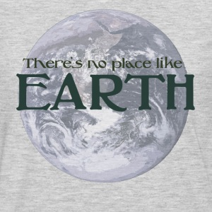 No Place like Earth - Men's Premium Long Sleeve T-Shirt