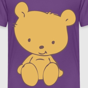 Toy Teddy Bear Kids' Shirts - Toddler Premium T-Shirt