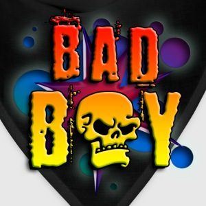 bad_boy_c_012014 T-Shirts - Bandana