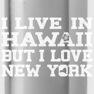 live_hawaii_love_new_york Bags & backpacks - Water Bottle