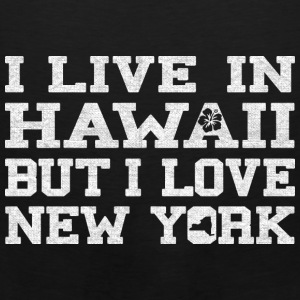 live_hawaii_love_new_york Bags & backpacks - Men's Premium Tank