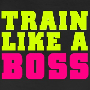 Train Like A BOSS Tanks - Leggings